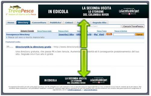 metti il tuo banner su TrovaPesca.com