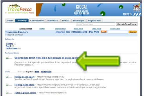 Diventa sponsor su TrovaPesca.com